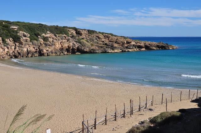 calamosche, siracusa una delle più belle spiagge della sicilia