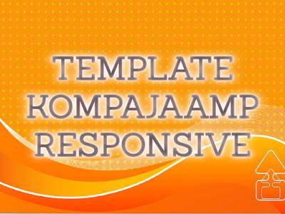 Template Terbaru 2017 Kompaja AMP Blogger Seo Responsive Download Gratis