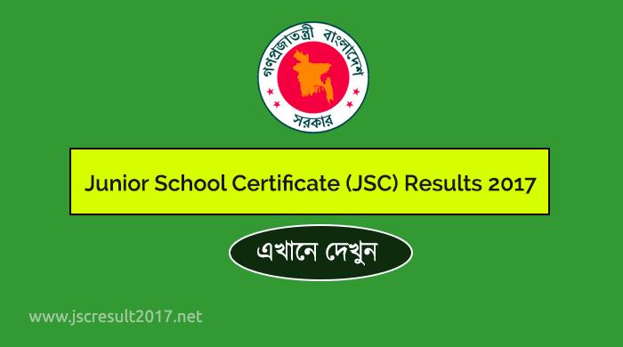 Junior School Certificate (JSC) Results 2017