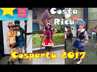 Cosparty San José Costa Rica 2017 / Cosplay - Steven Universe | Cartoon Network