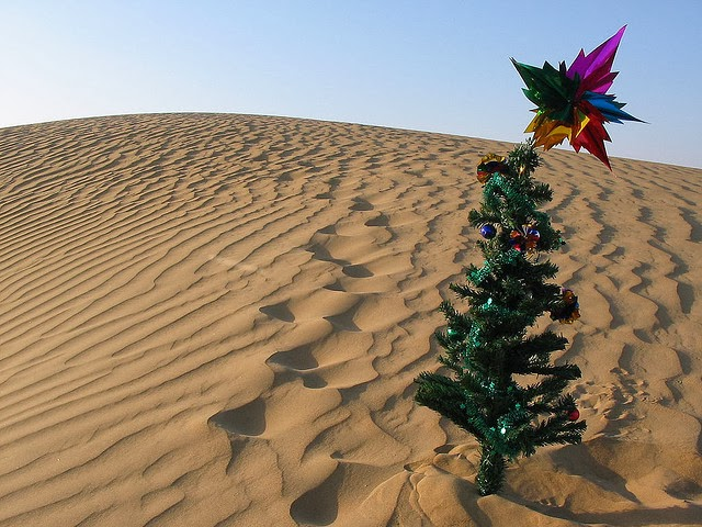 Christmas is on-air in Dubai
