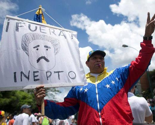 El complot que persigue a Maduro: la ira del pueblo venezolano