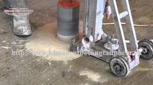 Khoan cắt bê tông tại huyện Thống Nhất