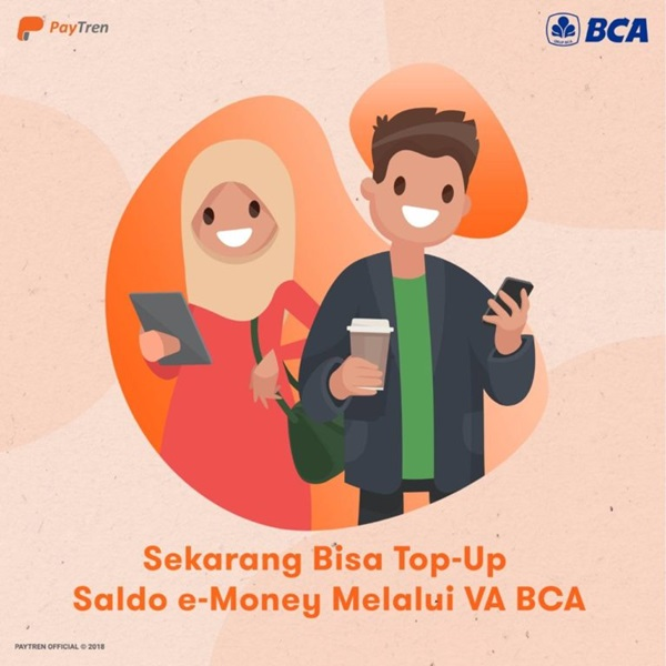 Panduan Top Up Saldo E-Money Melalui Virtual Account BCA