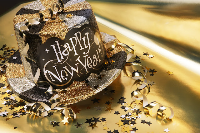 Happy New Year 2018 Party Dishes