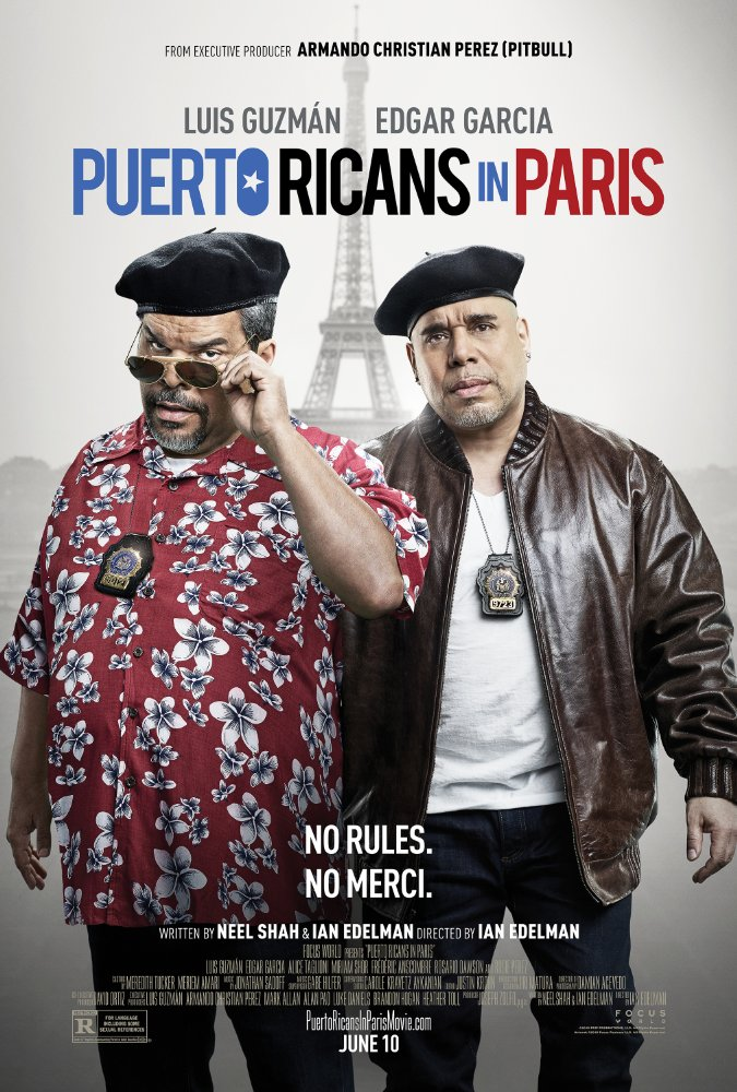 Puerto Ricans in Paris