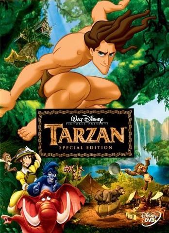 Tarzan Desenho Filme Completo Dublado