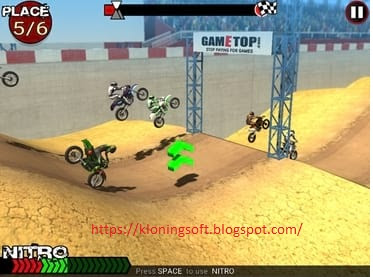 Dirt Bike Extreme Games For PC