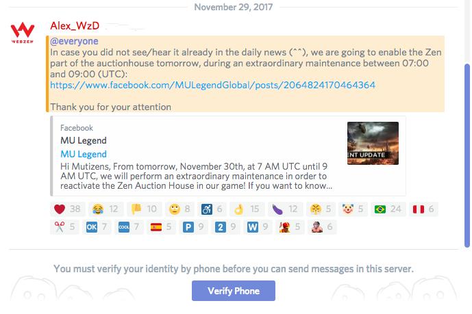 MU Legend official Discord verification   Lord Murasama •