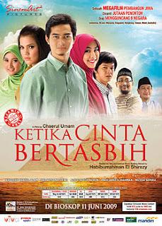 Downlaod Film Ketika Cinta Bertasbih (2009) WEB-DL