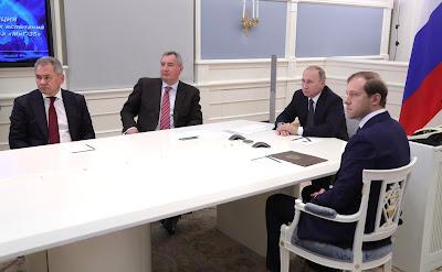 Vladimir Putin, MIG-35