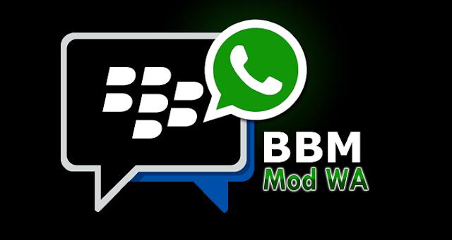 Download BBM Mod WhatsApp (WA) Apk Terbaru, Lebih Ringan,Info Aplikasi : Nama : BBM Mod WA Apk, Kategori : Komunikasi, Modder : Evan, Link Download, BBM Mod WhatsApp (WA) Apk, cara download bbm mod whatsapp, bbm mod whatsapp, bbm mod whatsapp akozo, bbm modifikasi, bbm mod, bbm whatsapp,