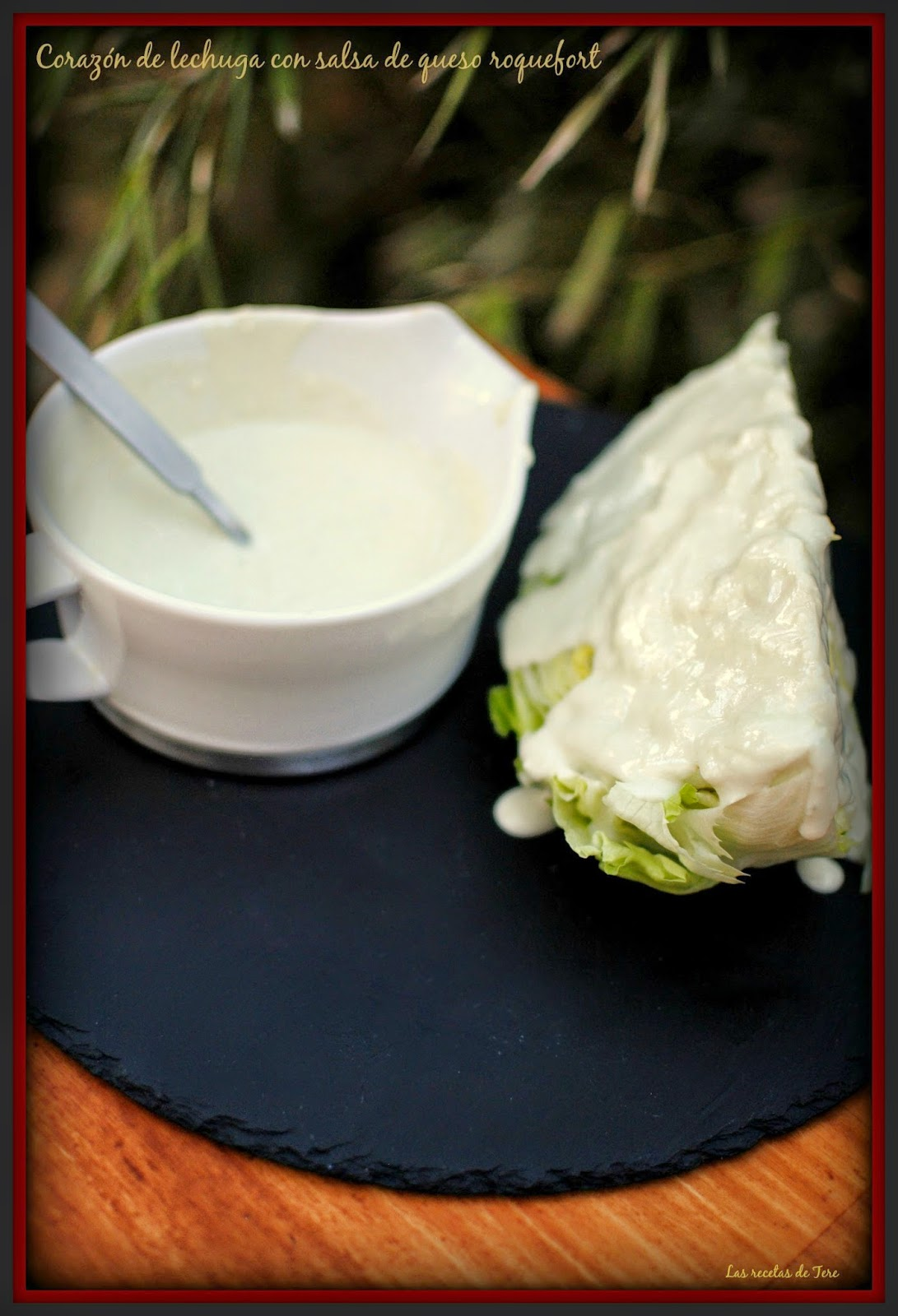 corazon de lechuga con salsa de queso roquefort 05