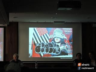 graffiti ilegal presentación de martha cooper