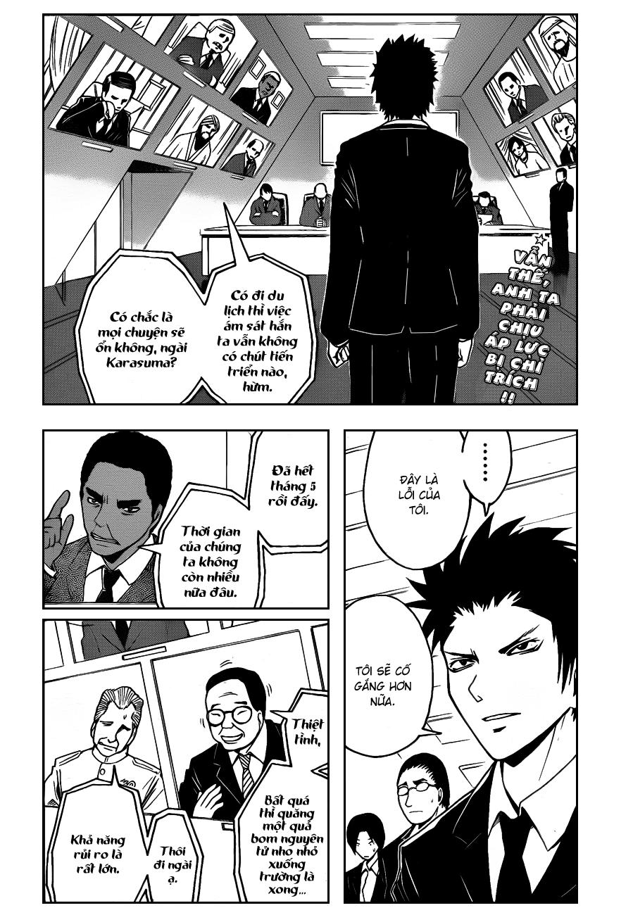 Ansatsu Kyoushitsu chap 20 trang 3