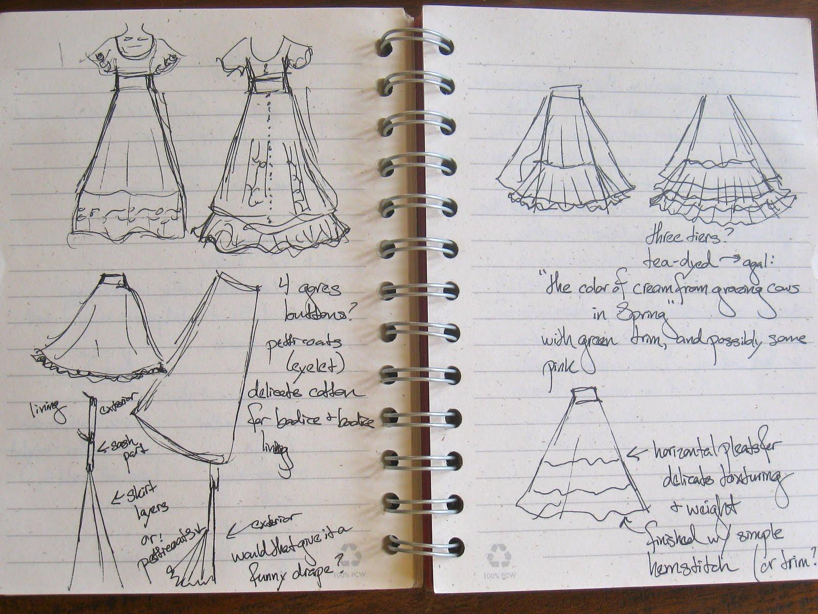 How To Make A Wedding Dresses.How To Make A Wedding Dress Part One Paprika