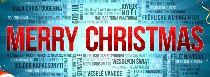 christmas themed facebook cover photos