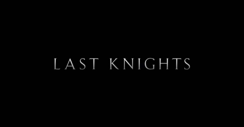 Film Bioskop April 2015, Last Knights