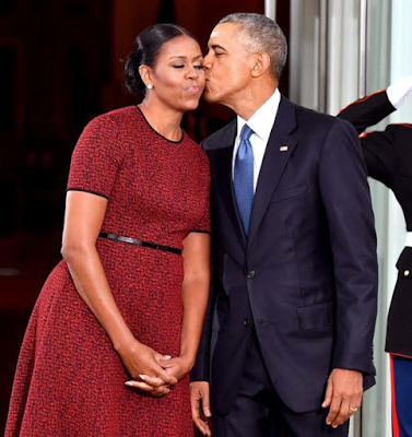 Barrack and Michelle Obama share inspiring letter to mark International Women's Day