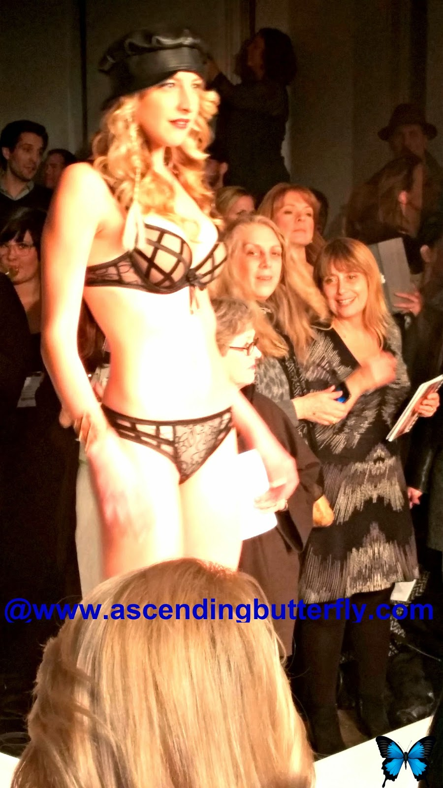 "CURVExpo Lingerie Fashion Night ""IN"""