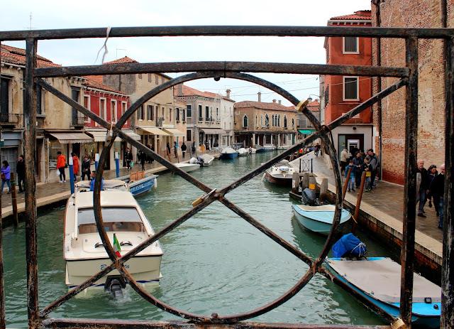 Qué ver en Murano. Canales de Murano