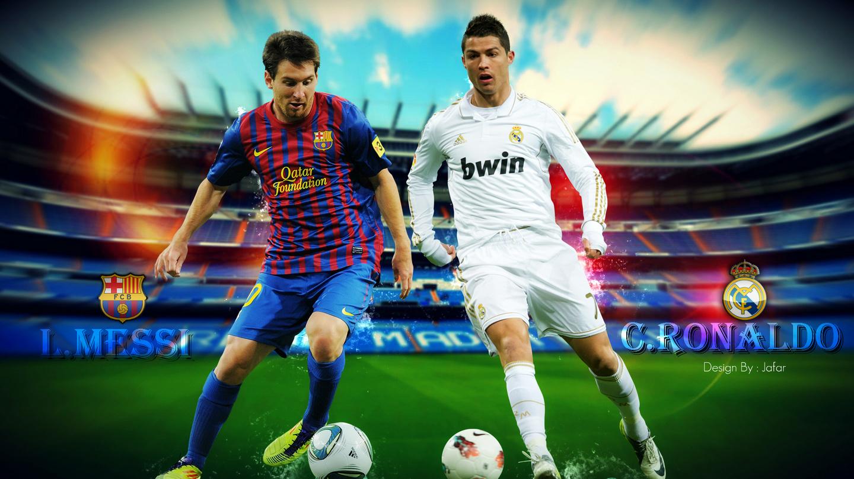 Ronaldo Vs Messi Wallpaper 2014 Football Crazy...