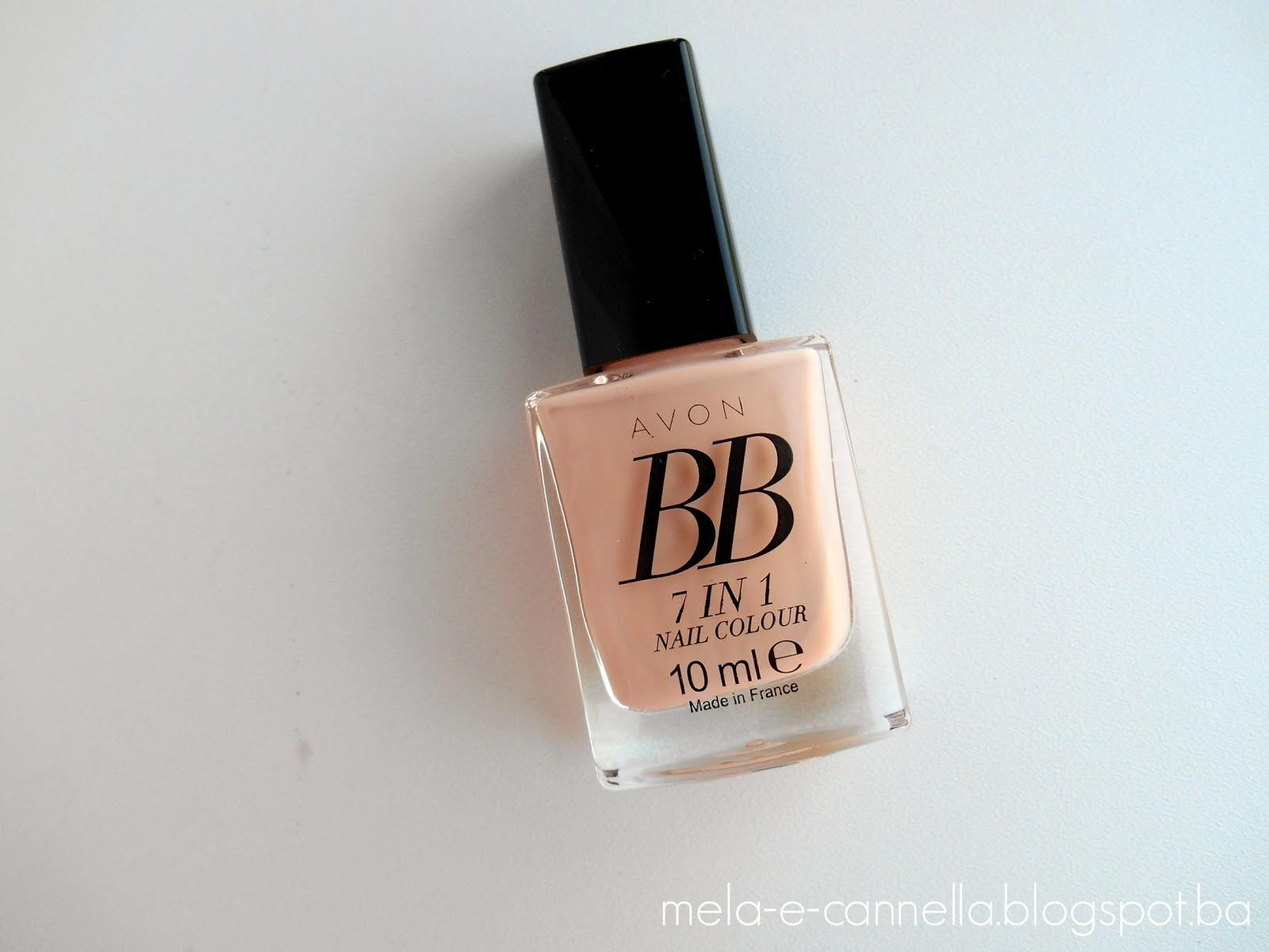 avon bb 7 in 1 nail colour