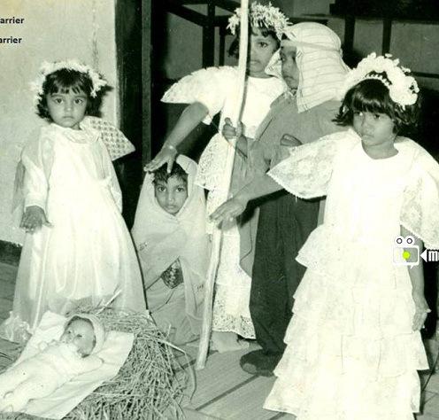 Manju Warrier childhood