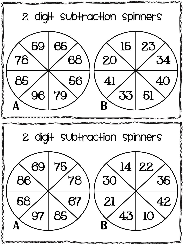 Subtraction freebie! - Susan Jones