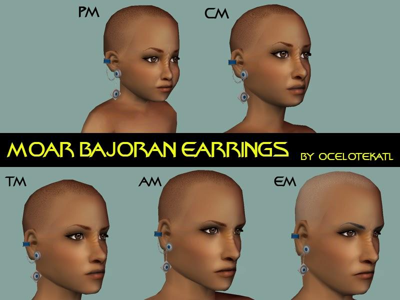 Meaning of bajoran earrings uk