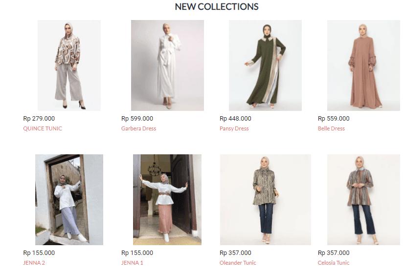 Belanja Fashion Muslim Wanita Terbaru Dan Terlengkap