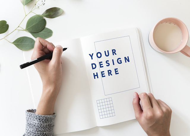 white space in graphic design