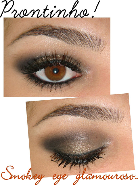 smokey eye glamouroso