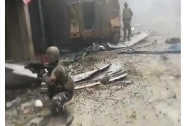 WATCH | KUHA ANG VIDEO NA TO SA BAKBAKAN NG MGA MILITAR BAGO NAPATAY SINA ISNILON HAPILON AT OMAR MAUTE