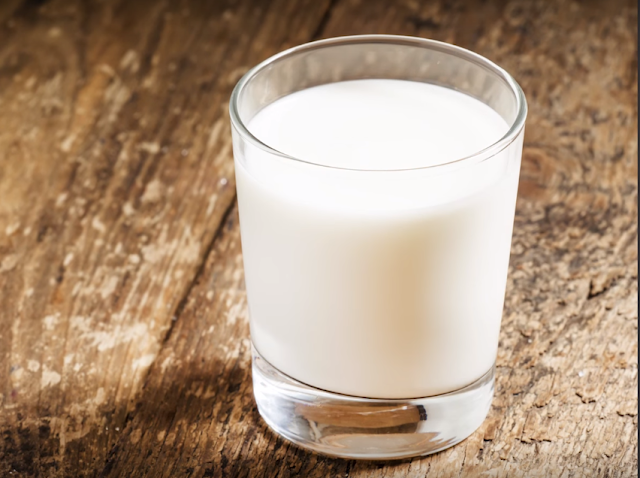 Milk and its health benefits