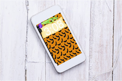 You decorate your home, your office, and maybe even your car...don't forget to decorate your phone this Halloween too! These super cute, fun, and free iPhone wall papers are the perfect Halloween decoration for your 'on the go' Halloween fun.