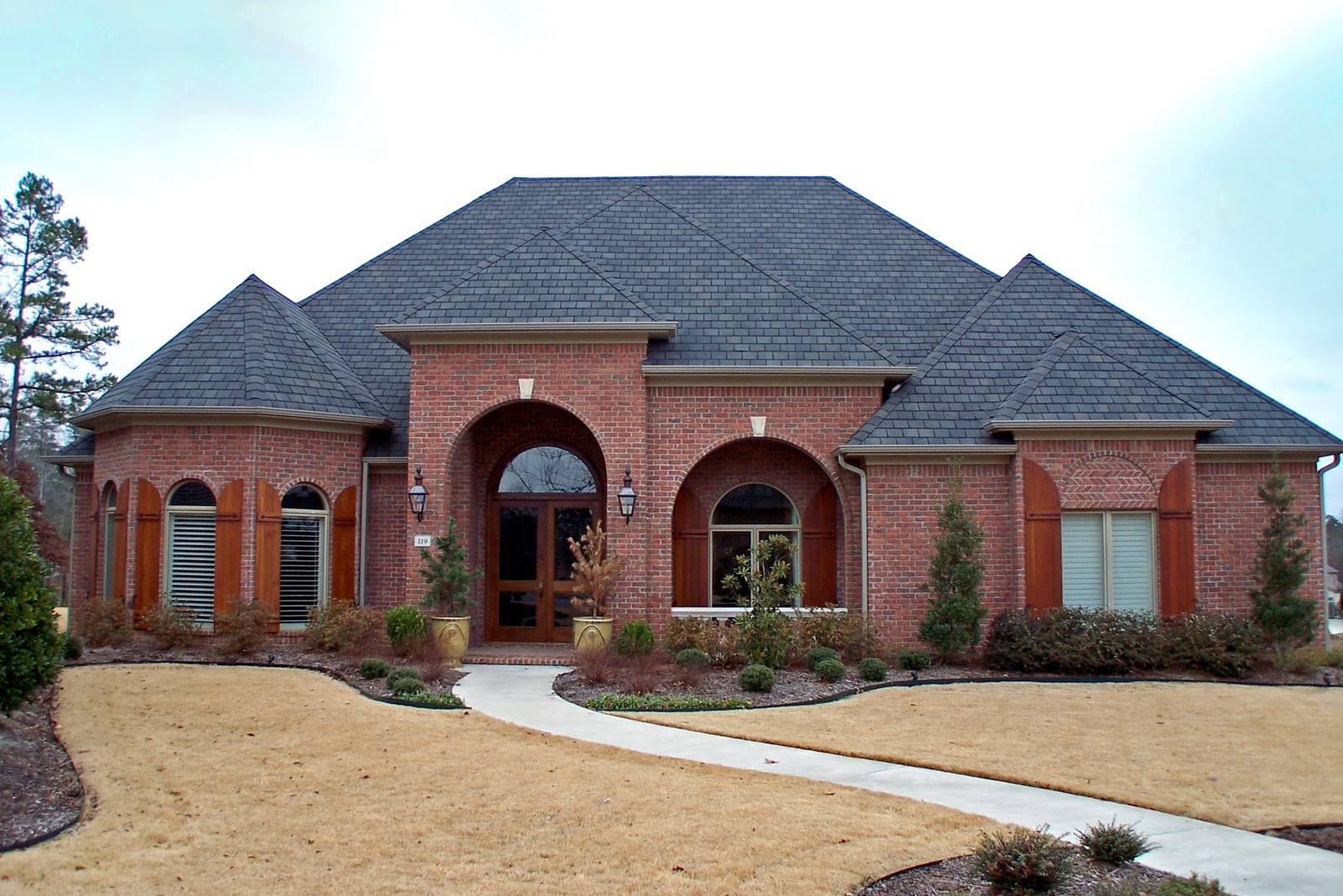 Mitchell Residential Designs Patio Homes