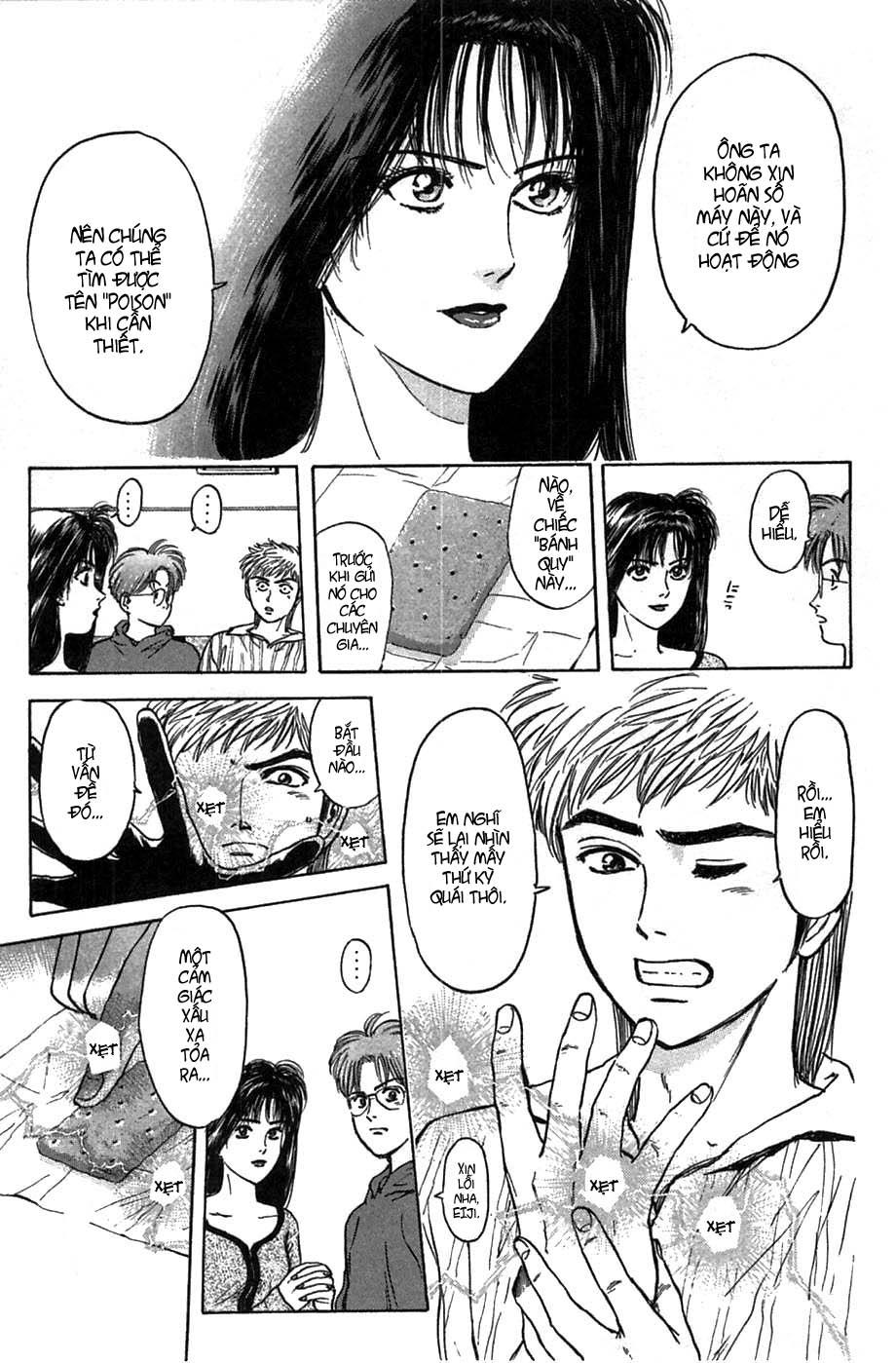 Psychometrer Eiji chapter 38 trang 10