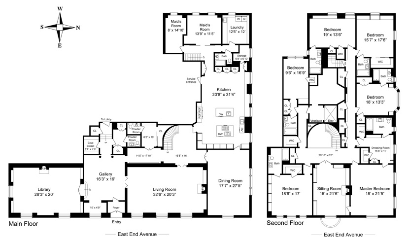 superior 8 bedroom house plans #3: 8 Bedroom Floor Plan House Bedroom Style Ideas