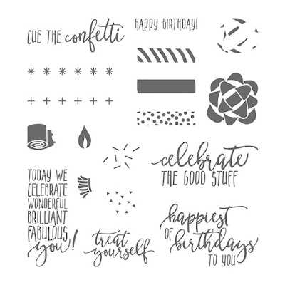 Craftyduckydoodah!, Stampin' Up! Susan Simpson UK Independent Stampin' Up! Demonstrator, Picture Perfect Birthday. Coffee & Cards Project March 2018, Supplies available 24/7 from my online store,