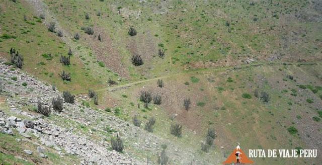 Camino Inca Cochahuayco