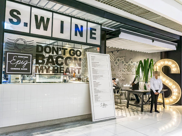 S.Wine Wine & Dine @ Queensbay Mall, Penang