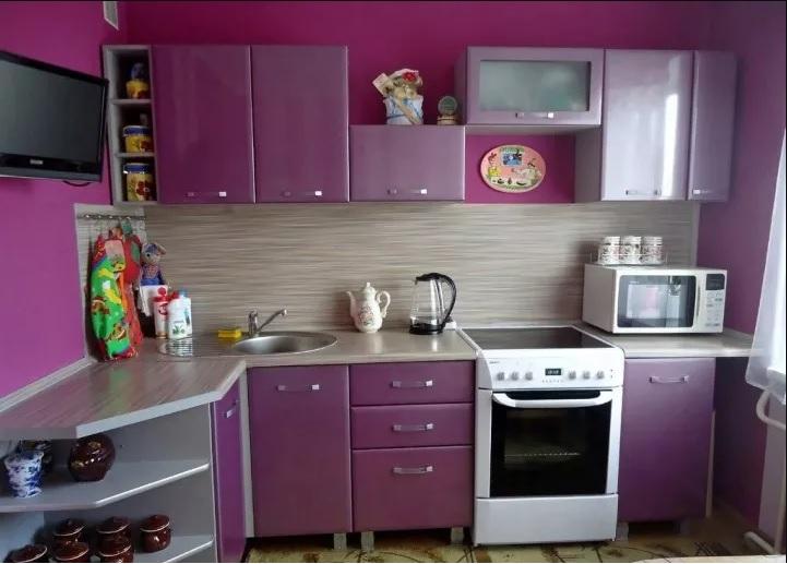 Кухни на заказ от производителя в Москве и Московской области