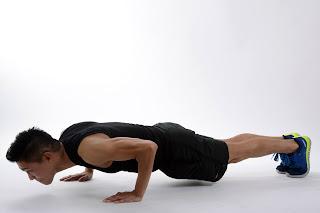 Push Up Salah Satu Cara Meningkatkan Daya Tahan Tubuh Dengan Latihan Fisik