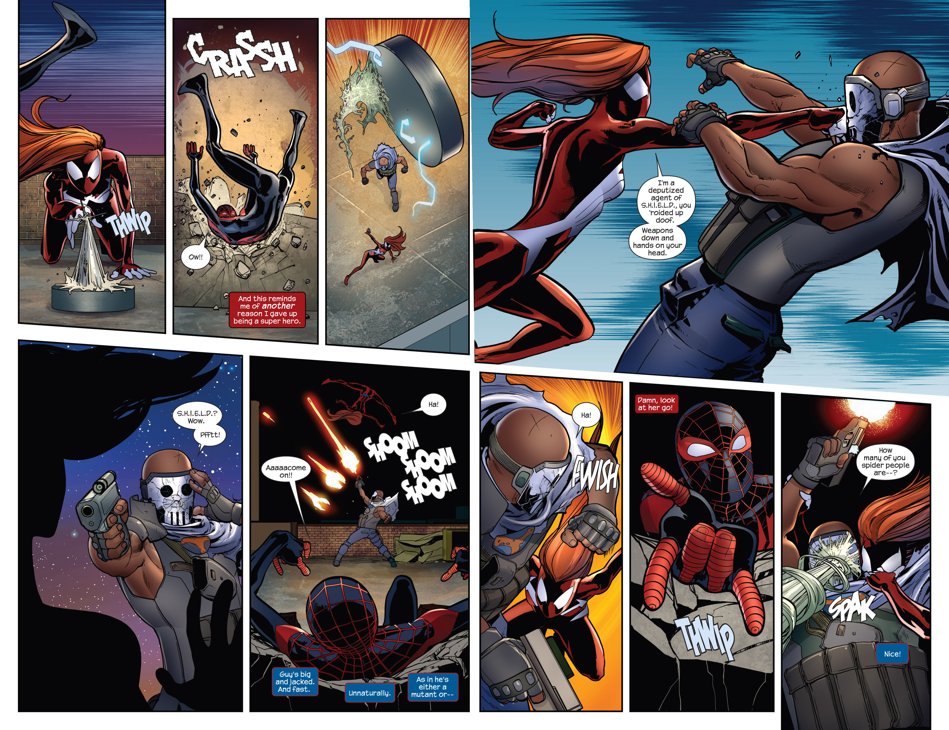 Read online Ultimate Comics Spider-Man (2011) comic -  Issue #27 - 8