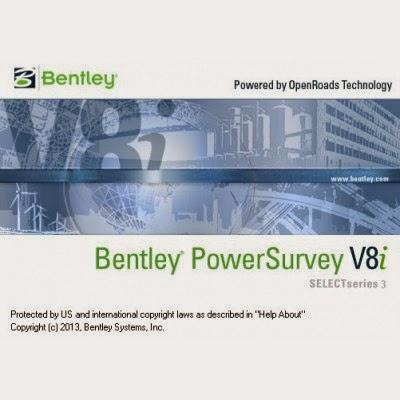 Download Bentley Powersurvey V8i Free Full Cracked