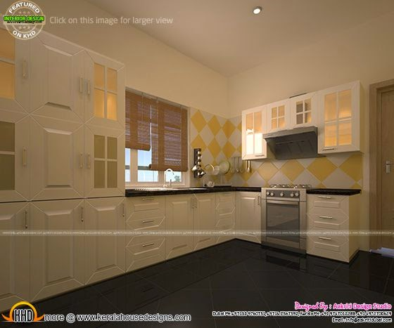 Kerala Home Design And Floor Plans: Awesome Interiors Of