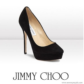 Kate Middleton Style Jimmy Choo Cosmic Pumps