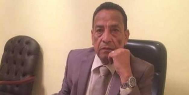 المستشار محمد ضياء الدين رئيس المحكمة التأديبية