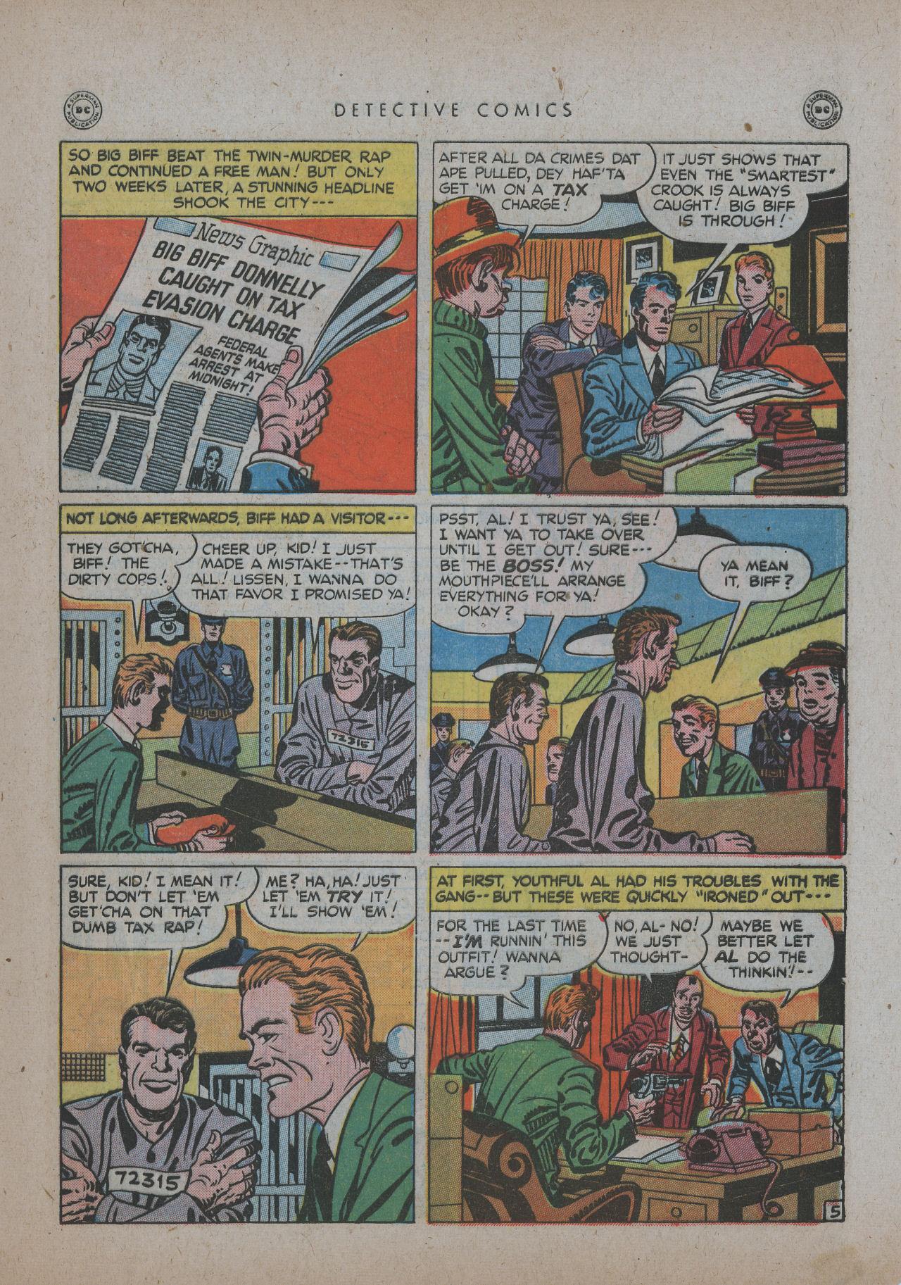 Read online Detective Comics (1937) comic -  Issue #137 - 41